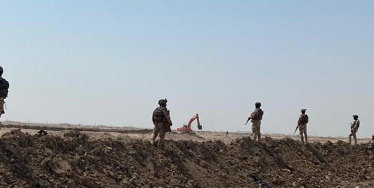 تدابیر جدید فرماندهی عملیات بصره در اطراف گذرگاه مرزی شلمچه
